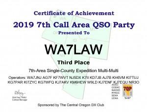 7QP19-WA7LAW_Certificate